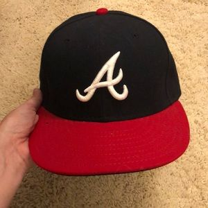 Atlanta Braves 59fifty hat